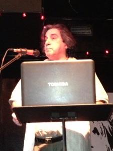 Daniel open mic