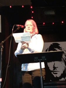 Donna open mic
