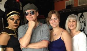 me, Jack, Allyson & Sangye 2
