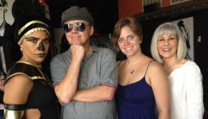 me, Jack, Allyson & Sangye