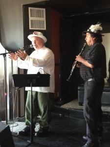 14 Thom & Daniel open mic