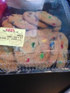 9 cookies
