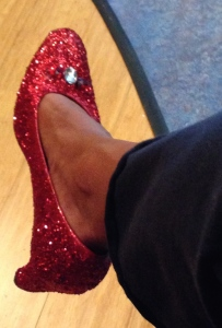 0 Dorothy shoe