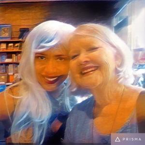 16 Donna & me